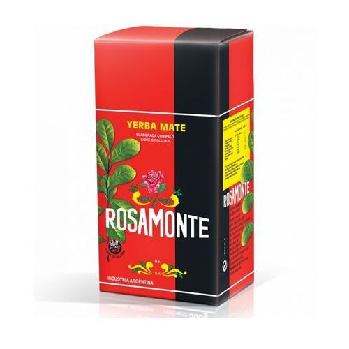 Yerba mate rosamonte elaborada klasyczna 1000g marki Yerba mate rosamonte, argentyna