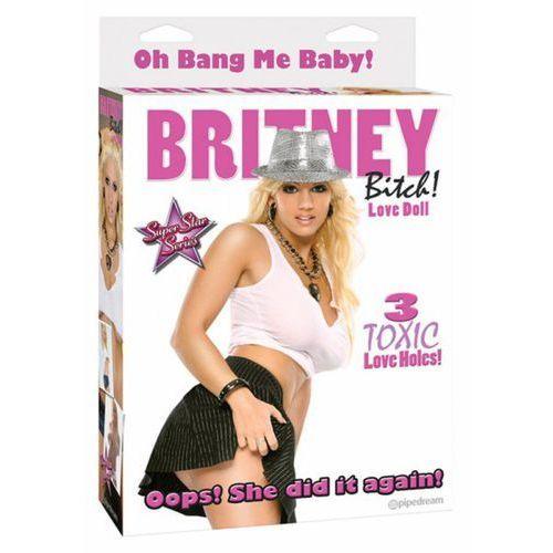Pipedream Britney bitch love doll. Najniższe ceny, najlepsze promocje w sklepach, opinie.