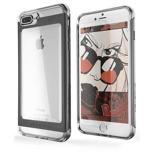 Ghostek Etui cloak 2 apple iphone 8 plus/7 plus black + szkło