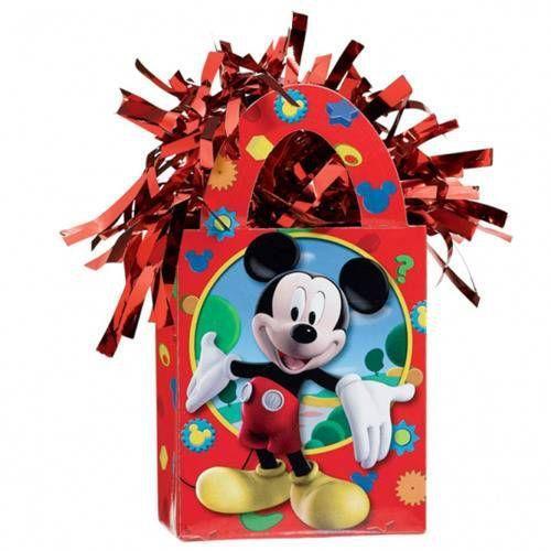 Amscan Obciążnik ciężarek do balonów napełnionych helem - myszka mickey - 156 g.