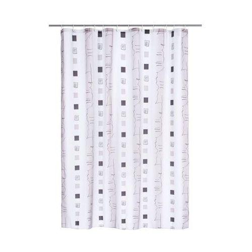Zasłonka prysznicowa SHADOW 180 x 200 cm DUSCHY (7391398627157)