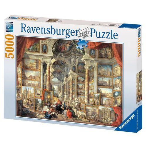 Raven. 5000 el. panini:vedute di roma m. puzzle marki Ravensburger