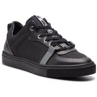 Sneakersy collection - v900732 vm00446 va50 nero/nero/grigio/fdo marki Versace