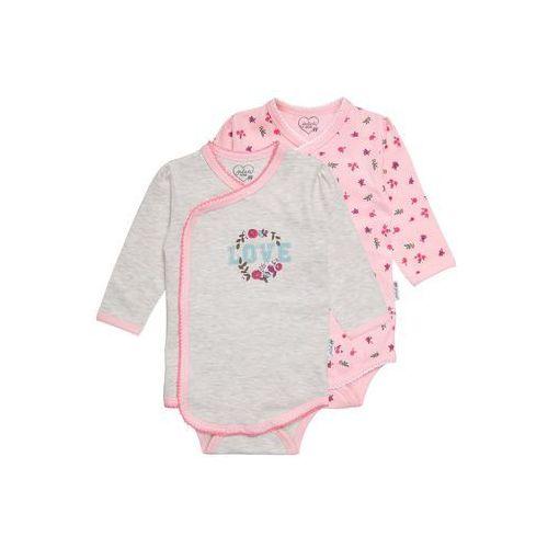 Gelati Kidswear LONGSLEEVE SUPERGIRL 2 PACK Body multicolor (4042494326439)