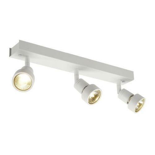 Reflektorek potrójny puri 3 biały, 147381 marki Spotline