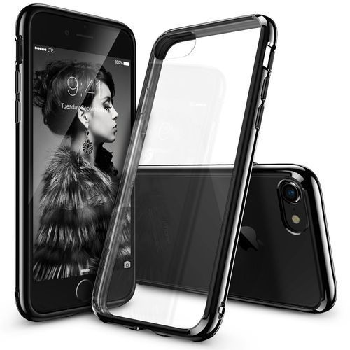 Rearth ringke fusion iphone 7 - ink black (8809512159815)