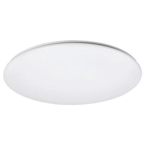 Rabalux Plafon ollie 2640 lampa sufitowa 1x100w led biały mat + pilot (5998250326405)
