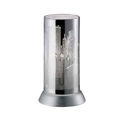 Reality lampa stołowa Chrom, 1-punktowy - Nowoczesny - Obszar wewnętrzny - CITY - Czas dostawy: od 2-3 tygodni