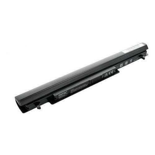 akumulator / Nowa bateria Mitsu do laptopa Asus A46, K56, (2200mAh)