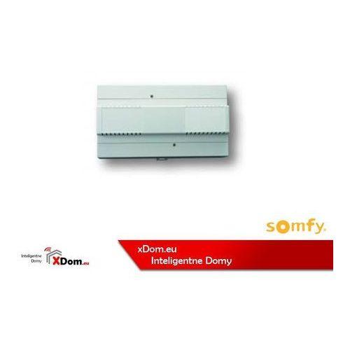SOMFY 9020028 zasilacz VSYSTEM PRO do wideodomofonu 230V dla systemu VSYSTEM PRO