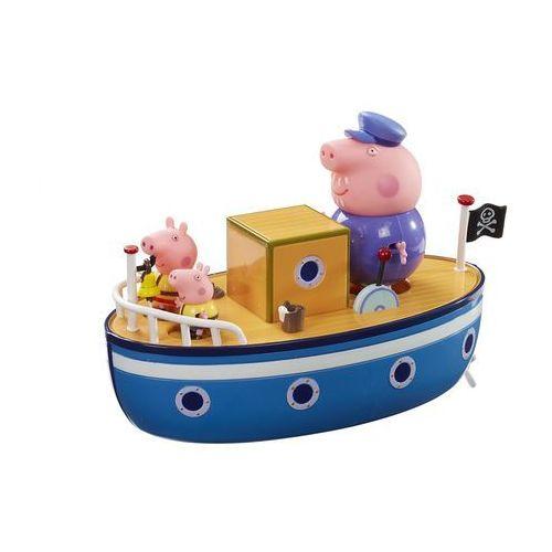 TM TOYS Peppa Łódka z 3 figurkami - 5029736050603- natychmiastowa wysyłka, ponad 4000 punktów odbioru! (5029736050603)