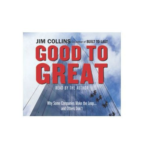 Good to Great Audiobook (9781856868631)