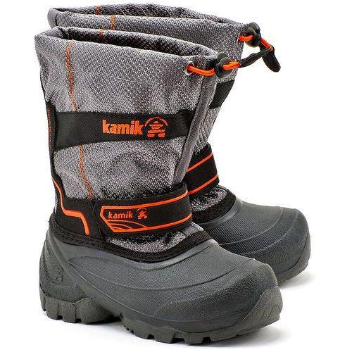 KAMIK - Kamik Coaster 2 - Śniegowce Dziecięce - 8644 CHA