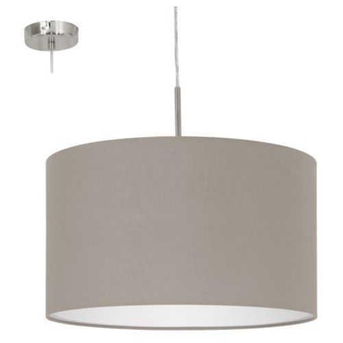 lampa wisząca PASTERI ciemnoszara - 38 cm, EGLO 31572
