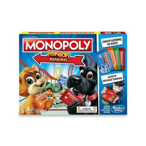 Gra Monopoly Junior Electronic Banking