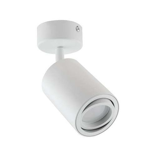 Spot LAMPA sufitowa BEMOL 03538 Ideus metalowa OPRAWA reflektorek tuba biała (5901477335389)
