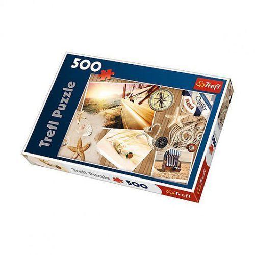 Trefl Puzzle 37239 witamy na pokładzie (500 elementów)