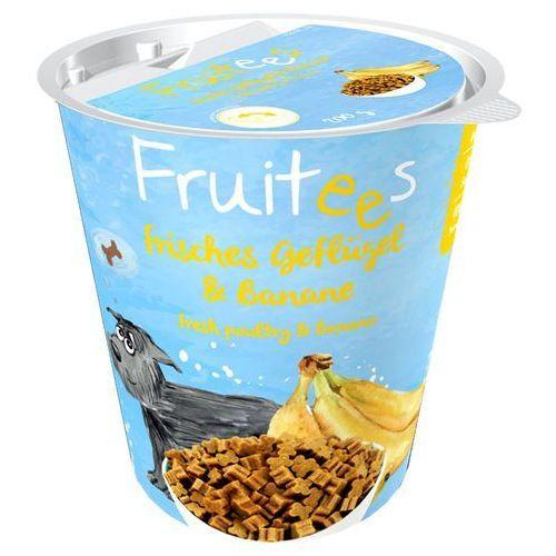 bosch Fruitees półwilgotny przysmak dla psa, 200 g - Sarnina i żurawina