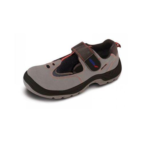 Sandały bezpieczne bh9d2-39 (rozmiar 39) marki Dedra