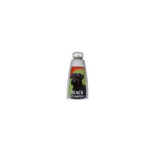 kot i pies szampon black - pogłębia ciemny kolor sierści 150ml marki Dermapharm