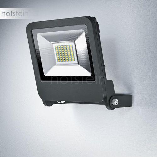 Osram ENDURA Zewnętrzny kinkiet LED Siwy, 1-punktowy - Nowoczesny - Obszar zewnętrzny - ENDURA - Czas dostawy: od 6-10 dni roboczych (4058075064300)
