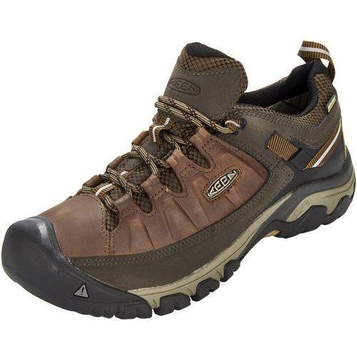 Keen targhee iii wp buty mężczyźni brązowy us 11 | eu 44,5 2018 buty turystyczne