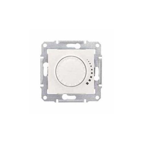 Ściemniacz obrotowy schneider sedna sdn2200423 rl 60-500va kremowy marki Schneider electric