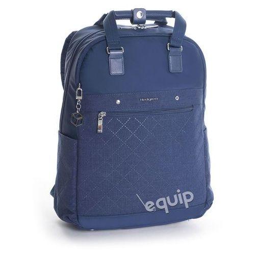 Hedgren Plecak na laptopa ruby - dress blue
