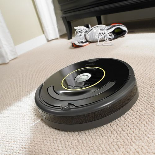 irobot roomba 651 irobot por wnywarka w interia pl odkurzacze. Black Bedroom Furniture Sets. Home Design Ideas