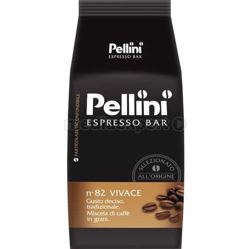 Kawa pellini Kawa ziarnista pellini espresso bar vivace 1kg - OKAZJE