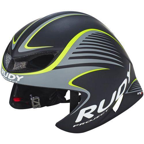 Rudy project wing57 kask rowerowy czarny s-m | 54-58cm 2019 kaski rowerowe (0655586904947)