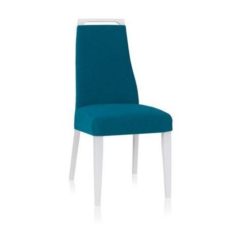 Halex Lio krzesło dębowe z siedziskiem na sprężynach