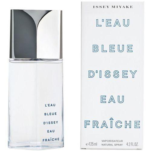 Issey Miyake L'Eau D'Issey Bleue Fraiche Men 125ml EdT