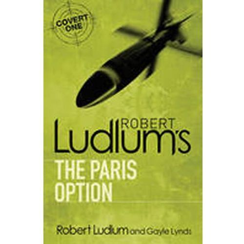 Robert Ludlum's Paris Option (480 str.)