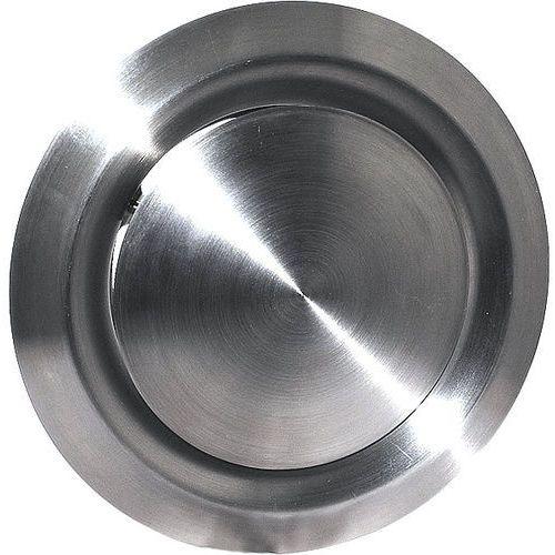Anemostat VS 160 mm zawór wywiewno-nawiewny chromoniklowy