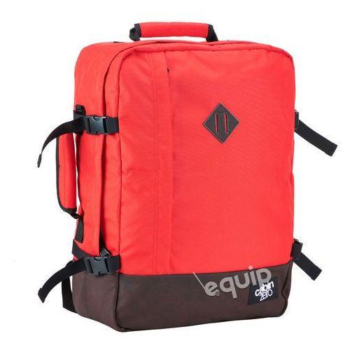 Plecak torba podręczna CabinZero Vintage + pokrowiec organizer gratis - mysore red
