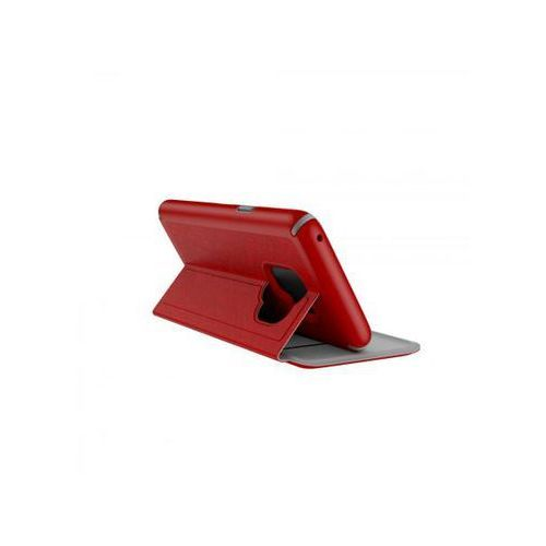 SPECK ETUI Presidio Folio do Samsung Galaxy S9 (czerwono - szare) >> BOGATA OFERTA - SZYBKA WYSYŁKA - PROMOCJE - DARMOWY TRANSPORT OD 99 ZŁ!, kolor wielokolorowy