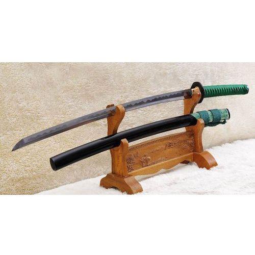Miecz samurajski honsanmai katana, stal warstwowana i wysokowęglowa 1095, r1020 marki Kuźnia mieczy samurajskich
