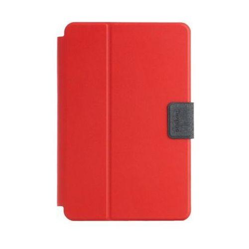 Etui obrotowe TARGUS SafeFit 9-10 cali Czerwony, kolor czerwony