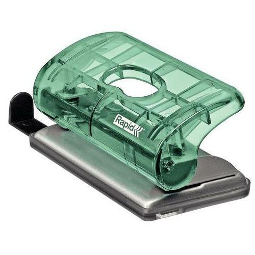 Dziurkacz mini colourice fc5 - zielony marki Rapid