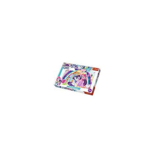 Puzzle 24 elementy maxi my little pony, szczęśliwe kucyki - poznań, hiperszybka wysyłka od 5,99zł! marki Trefl
