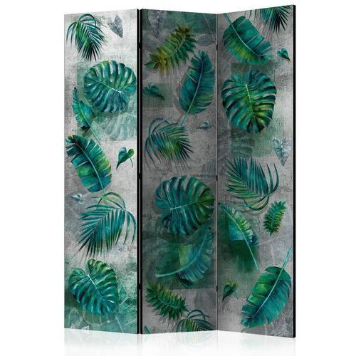 Artgeist Parawan 3-częściowy - modernistyczna dżungla [room dividers]