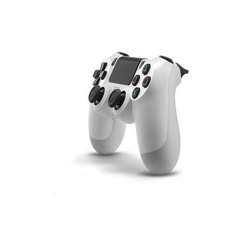 Sony dualshock 4 v2 biały (0711719894650). Najniższe ceny, najlepsze promocje w sklepach, opinie.