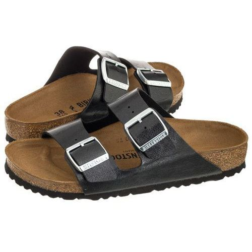 Klapki Birkenstock Arizona BF Graceful Licorice 1009925 (BK69-b) 45d10430d8c