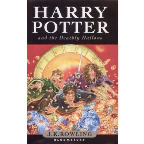 Harry Potter and the Deathly Hallows (Children`s Edition), J.K. Rowling