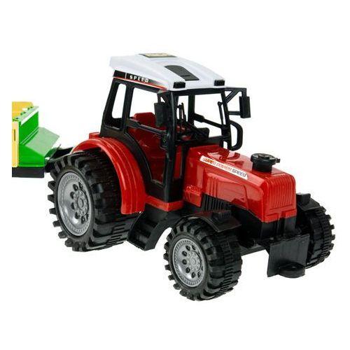 Traktor z przyczepą rolniczą 666-50b marki Kindersafe