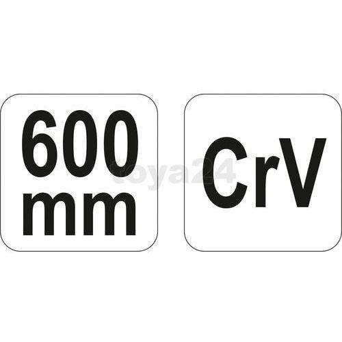 Łyżka do opon 600 mm / yt-0810 / - zyskaj rabat 30 zł marki Yato