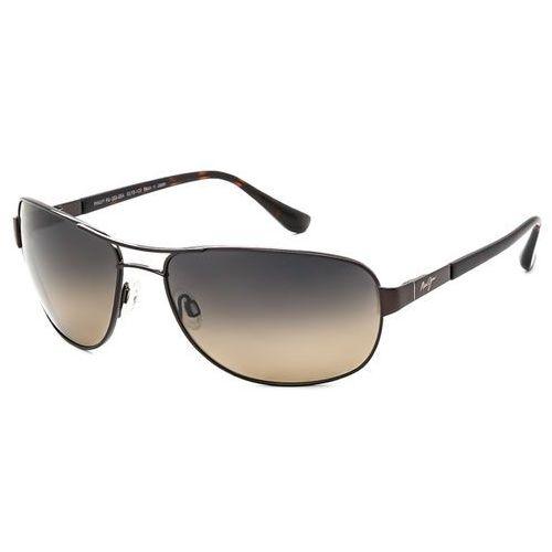 Maui jim Okulary słoneczne sand island polarized hs253-25a