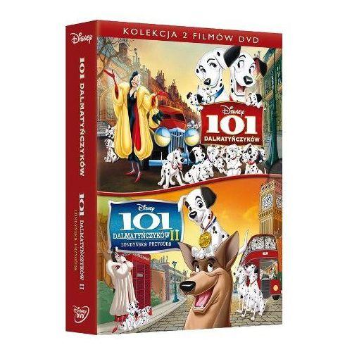101 Dalmatyńczyków + 101 Dalmatyńczyków 2. Londyńska przygoda (komplet 2 DVD) (5907610743257)