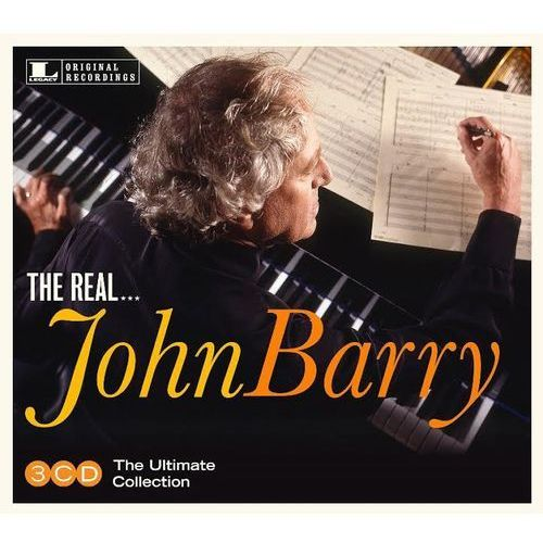 The Real... John Barry (CD) - Barry John (film)